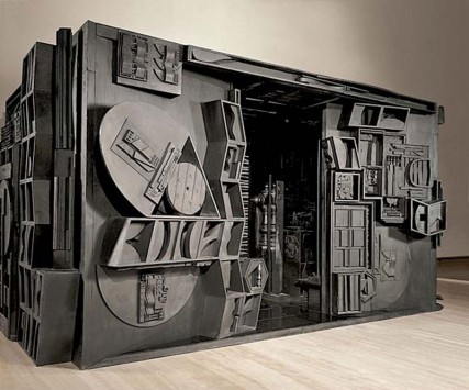 Mrs N's Palace - Louise Nevelson