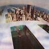 Superstudio, collaged global super structure