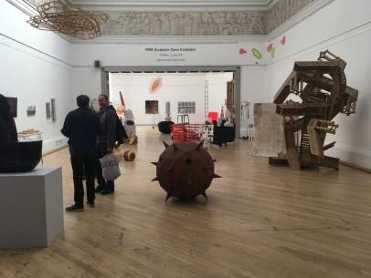 RWA Sculpture Open