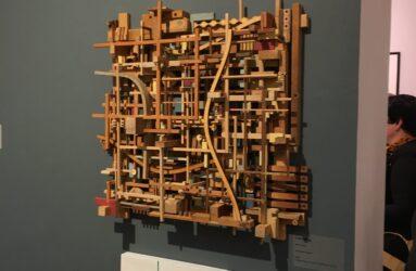 Lesley Hilling at the Royal Society of British Artists