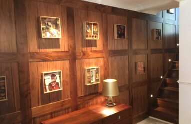 Lesley Hilling commissioned interiors