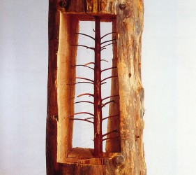 Artists Working With Wood Giuseppe Penone